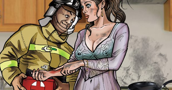 Firemen Are Not the Only Ones Who Want It. 10 Male Characters from Popular Sex Role Playing Games