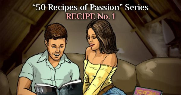 """50 Recipes of Passion"" Series. Recipe No. 1"