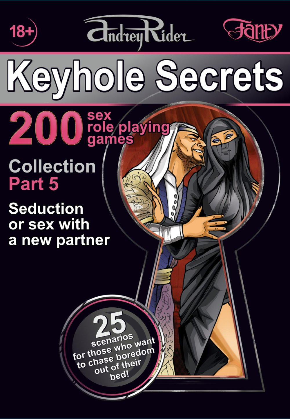 Collection of 200 Sex Role Playing Games. Part 5 (scenarios 101-125)
