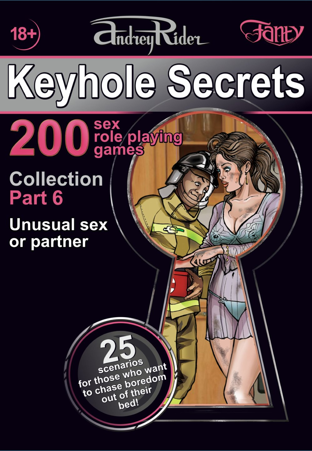 Collection of 200 Sex Role Playing Games. Part 6 (scenarios 126-150)