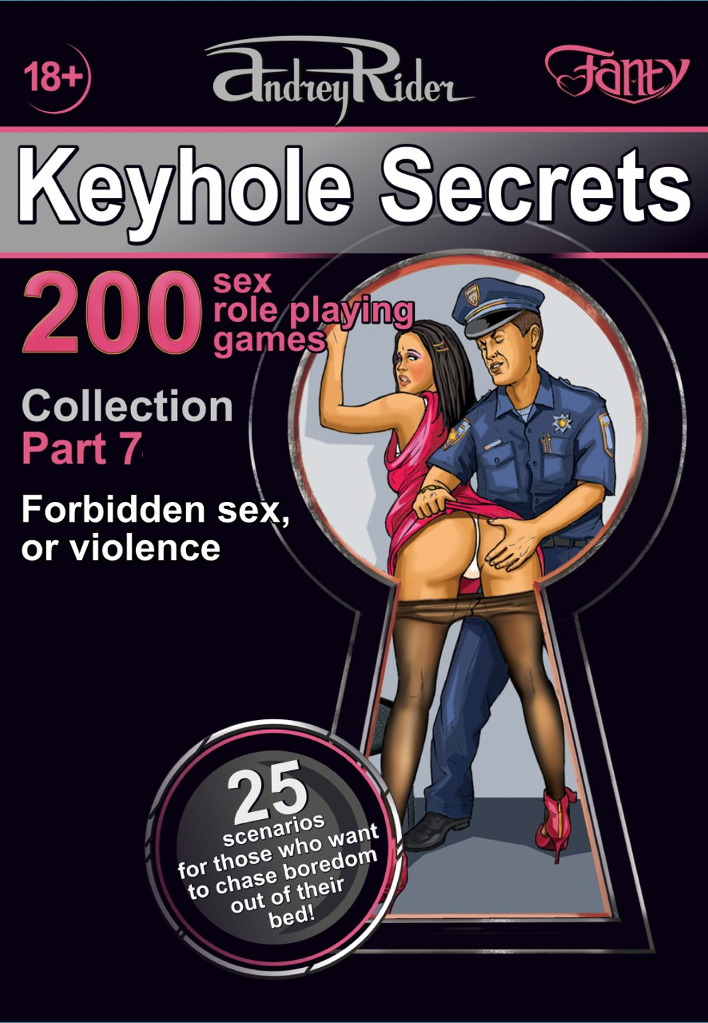 Collection of 200 Sex Role Playing Games. Part 7 (scenarios 151-175)