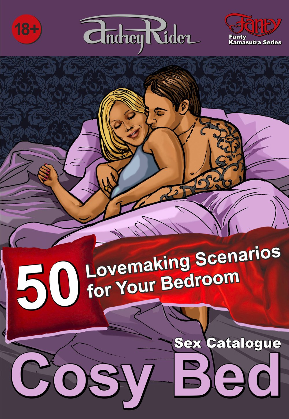 """Cosy Bed"" Sex Positions Catalogue"