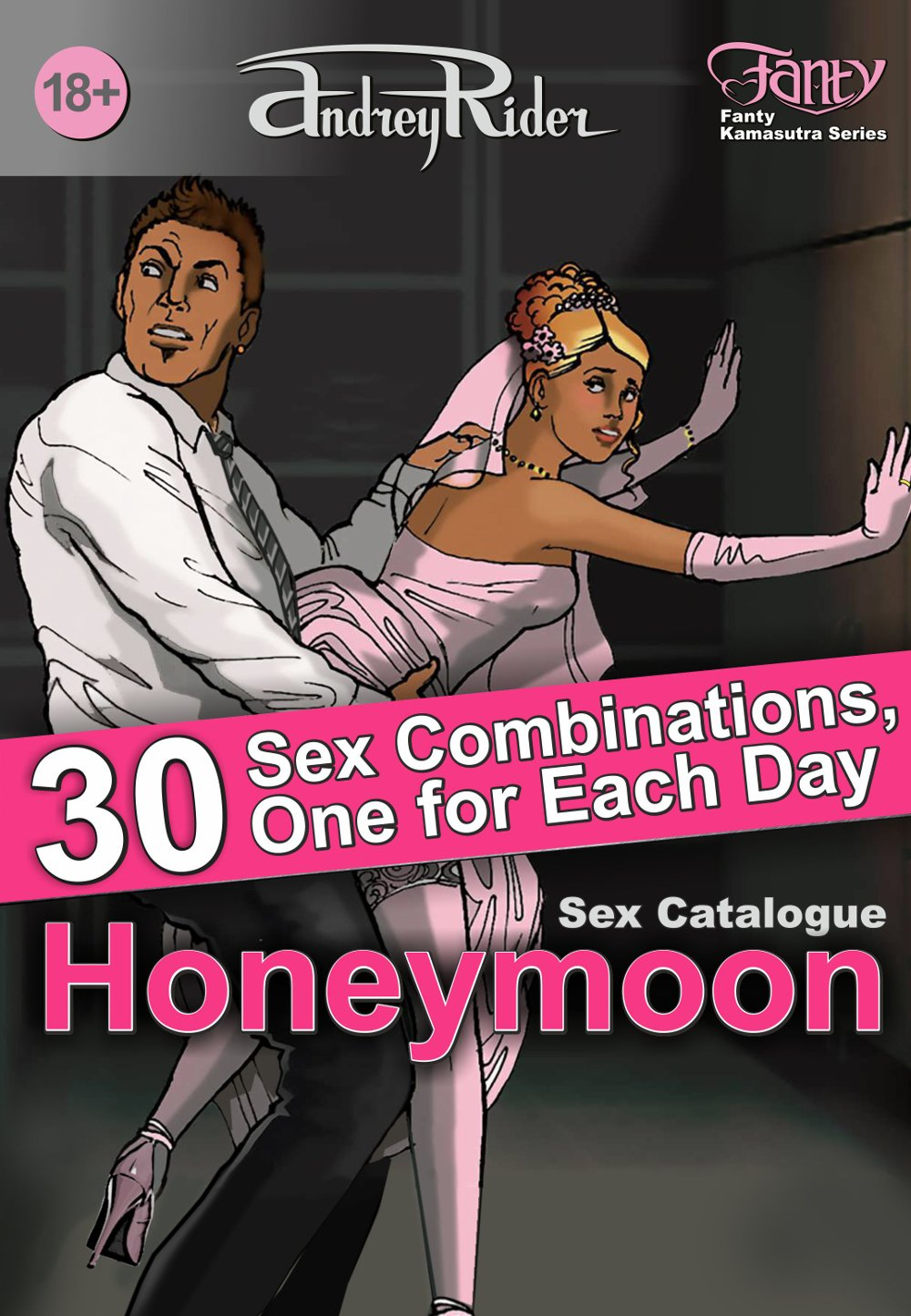 """Honeymoon"" Sex Positions Catalogue"