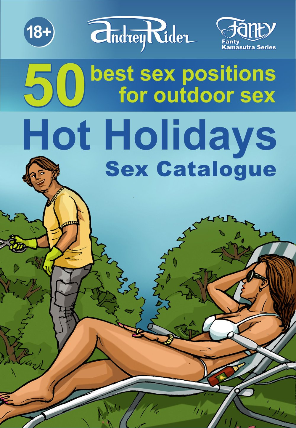 """Hot Holidays"" Sex Positions Catalogue"