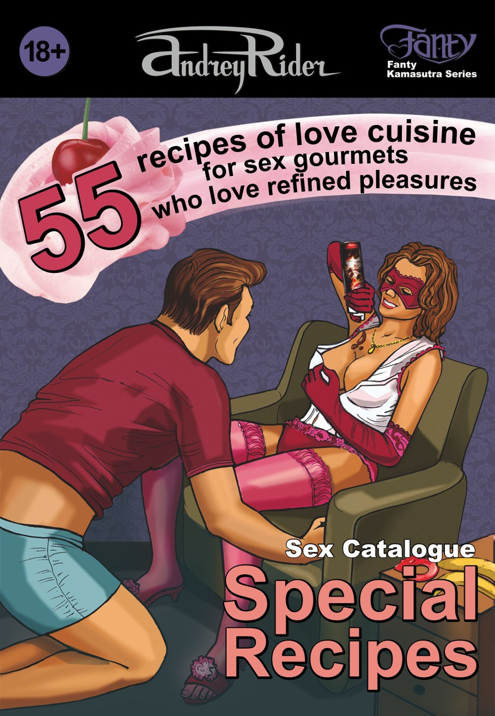 """Special Recipes"" Sex Positions Catalogue"