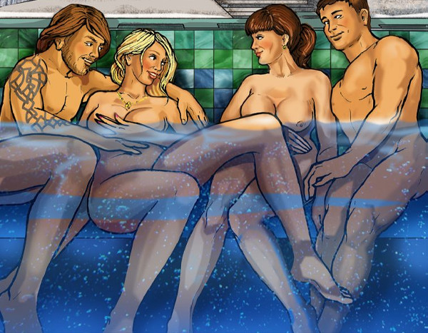 Luxury Cruise SwingerStyle Through The Eyes Of A Straight - Cruise ship swingers