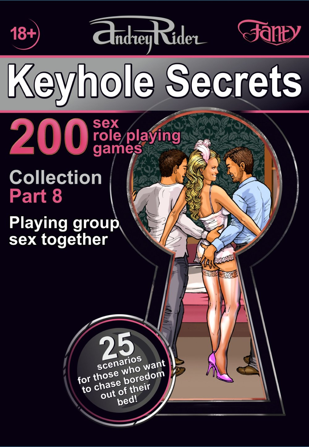 Collection of 200 Sex Role Playing Games. Part 8 (scenarios 176-200)