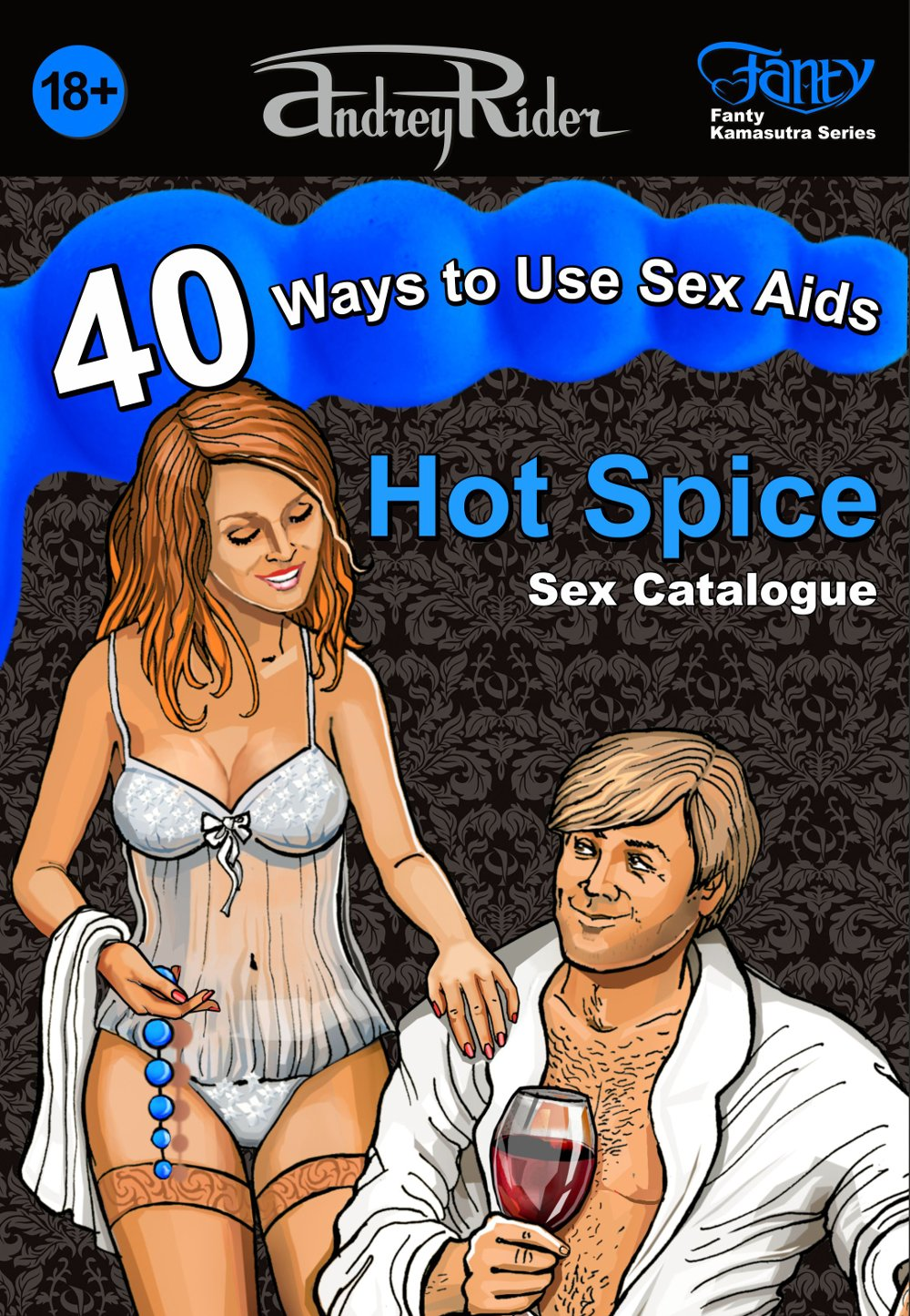 """Hot Spice"" Sex Positions Catalogue"