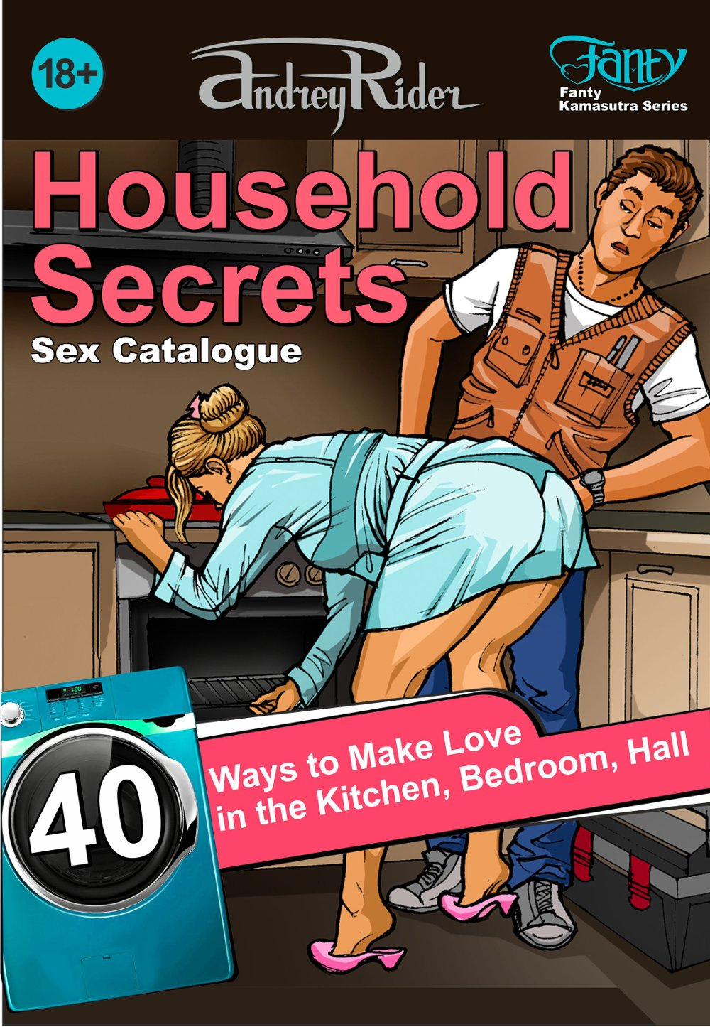 """Household Secrets"" Sex Positions Catalogue"