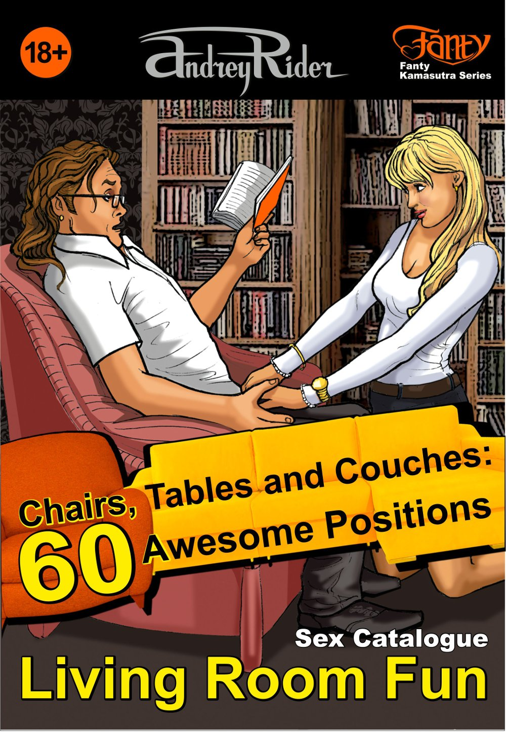 """Living Room Fun"" Sex Positions Catalogue"