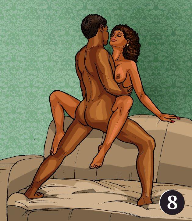 какие бывают позы в сексе - 10